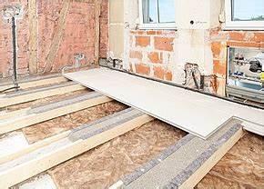 Fußbodenheizung Auf Holzboden : fu bodenheizungen auf holzbalkendecken verlegen ~ Sanjose-hotels-ca.com Haus und Dekorationen