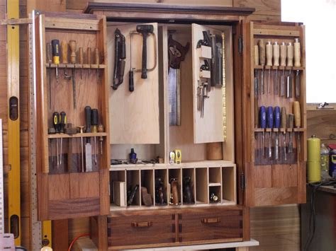 gallery tool cabinet finewoodworking