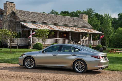2019 Lexus Es 350 First Drive Review  Automobile Magazine