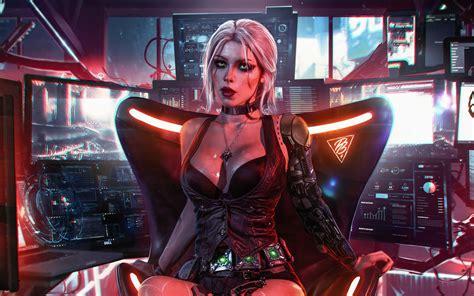 cyberpunk   game  hd  wallpapers