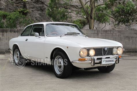 Alfa Romeo 2000 Gtv by Sold Alfa Romeo Gtv 2000 Coupe Auctions Lot 4 Shannons