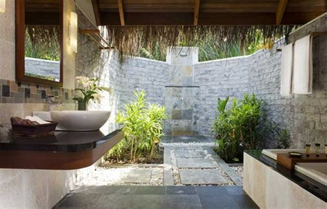 open air bathroom designs open air bathrooms natural building blog
