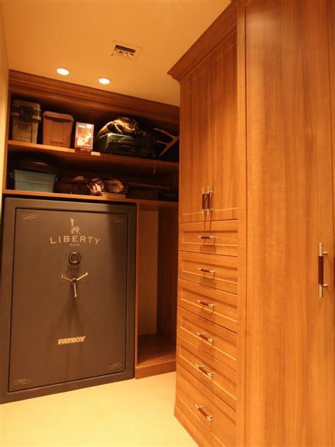 closet gun safe rifle ideas advices for closet