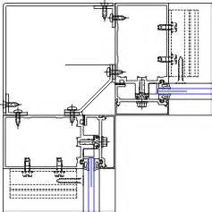 90 176 inside corner detail ycw 750 og 08 44 13 curtain