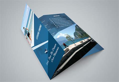 free tri fold brochure design free indesign tri fold brochure template csoforum info