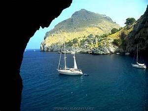 Fond Ecran Mer : fond d 39 ecran gratuit mer et bateau ~ Farleysfitness.com Idées de Décoration
