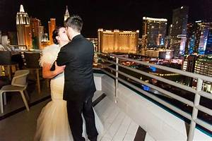krista and austin39s modern mgm grand suite reception from With in suite wedding ceremony las vegas