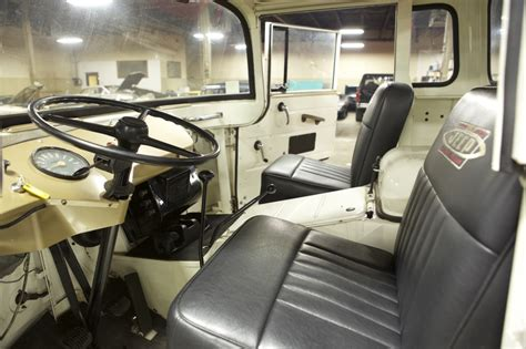 jeep forward control interior 1963 willys jeep fc 170 bring a trailer