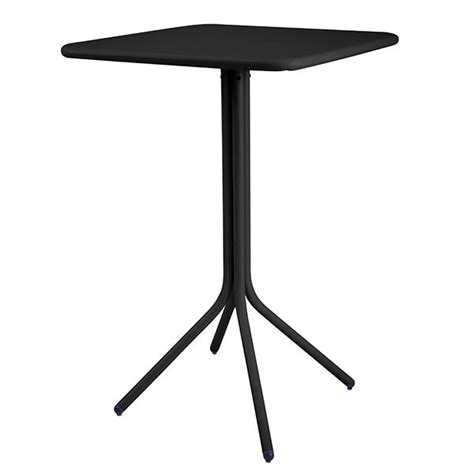 table haute pliante table haute pliable yard jardinchic