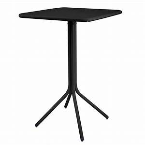 Table Haute Pliable : table haute pliable yard jardinchic ~ Teatrodelosmanantiales.com Idées de Décoration