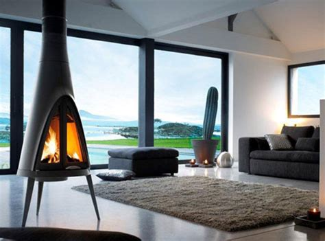 hanging  freestanding fireplaces    warm