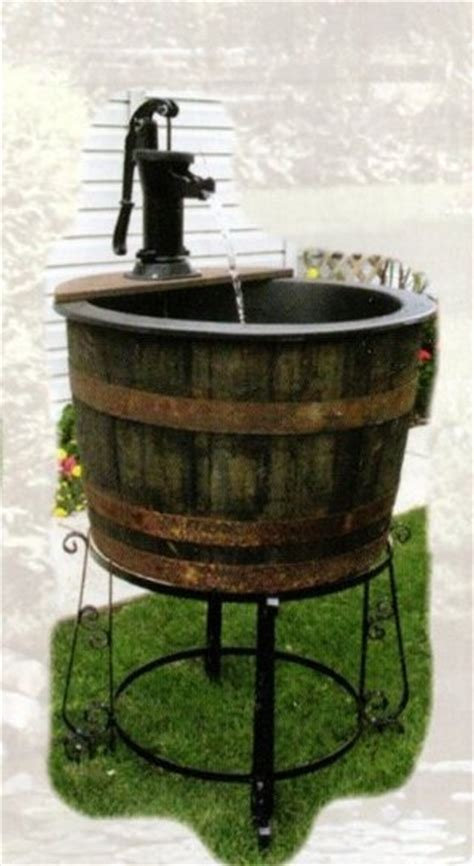whiskey barrel projects images  pinterest