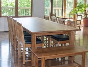Mission Style Dining Room Set Mission Style Dining Room Set Gary Bursey Furniture