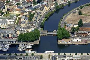 Caen Canal Bridge In Caen France Bridge Reviews Phone