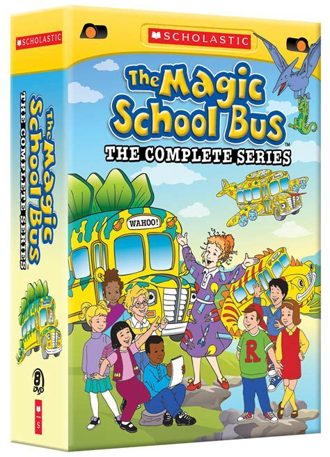 The Magic School Bus: The Complete Series   Scholastic