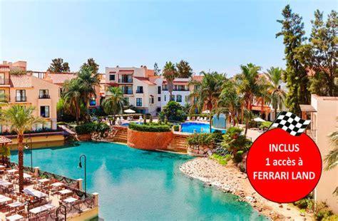 hotel portaventura 4 avec une entree a land et l acces illimite a port aventura park