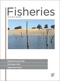fisheries and wildlife cover letter american fisheries society