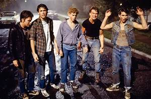 The Greasers fr... Outsiders Cast