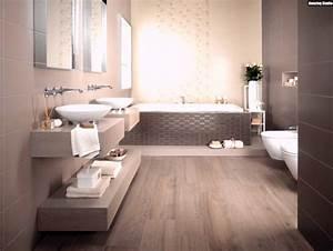 Italienische Fliesen Bad : italienische badezimmer fliesen neutrale farben atlas bungalow haus bauen pinterest ~ Markanthonyermac.com Haus und Dekorationen