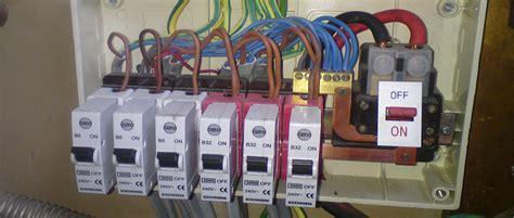 fuse board upgrades hovingham electrical based in hovingham york