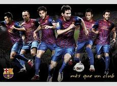 Barcelona players 1112 Poster Sold at Europosters