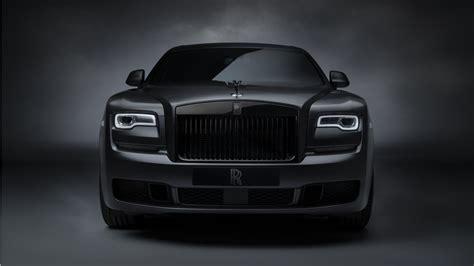 rolls royce ghost black badge    wallpaper hd car