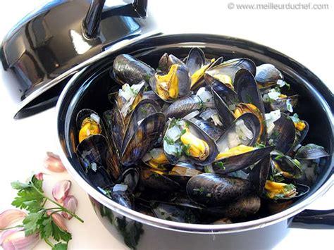 pot pour ustensile de cuisine moules marinières notre recette avec photos