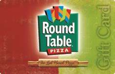 Gift Cards - Round Table Pizza - The Last Honest Pizza