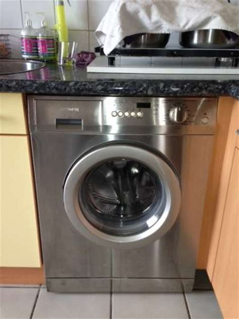 lave linge smeg lba 1600 x inox bross 233 224 electrom 201 nager lave vaisselle 224 reference