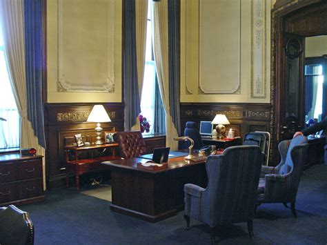 office  illinois governor rod blagojevich state captiol flickr