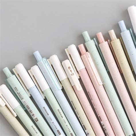 aesthetic pastel pens stationery journaling  images