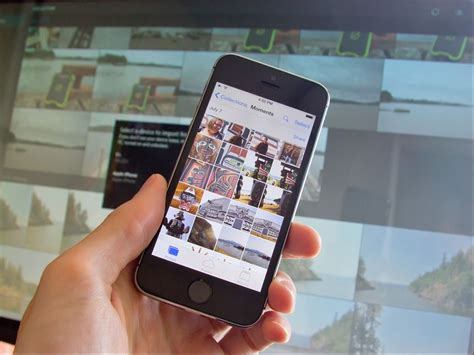 memindahkan foto  iphone  laptop windows