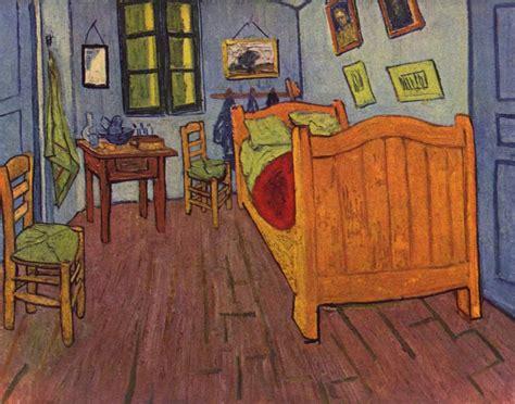 la chambre à coucher de gogh la chambre de gogh 224 arles et ses influences