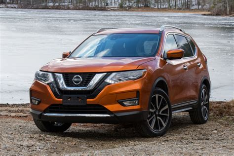 2018 Nissan Rogue  Overview Cargurus