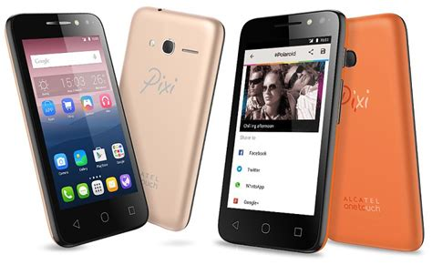 alcatel outs the 8 quot pixi 3 tablet and four pixi 4 devices gsmarena news