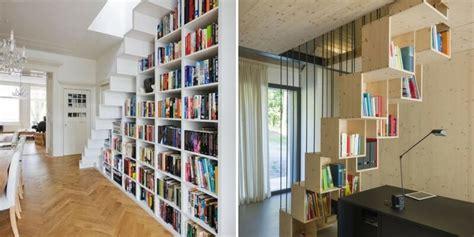 Libreria In Casa by Come Realizzare Una Libreria Con Le Scale Di Casadomus Libri