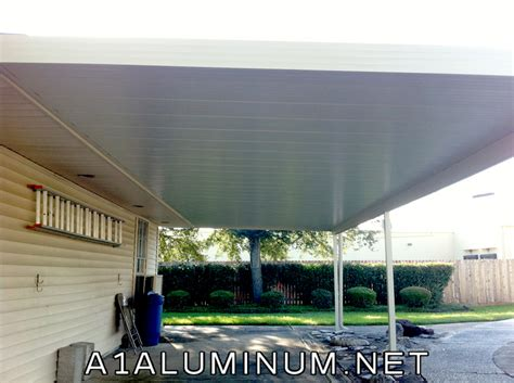 aluminum carport in baytown 187 a 1