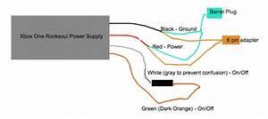 Xbox 360 Power Brick Wiring Diagram