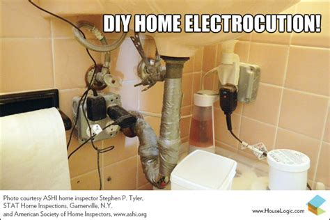 Diy Meme - funny fail diy home electrocution