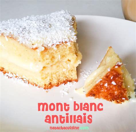 recette gateau mont blanc antillais natachacuisine le cuisine 224 devorer des yeux mont blanc antillais 224 la noix de coco