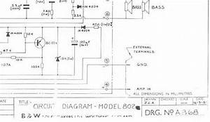 B 802   Bowers  U0026 Wilkins   Crossover Schematic 100 Per Cent Satisfaction Guaranteed Download