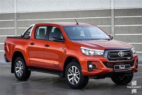 Toyota Hilux 2019 by Toyota Hilux 2019 Se Prepara Para Estrear Novo Visual No