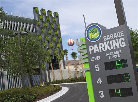disney springs parking garage town center is now open at disney springs disney parks