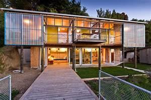 Il Dogbox  Una Piccola Casa A Prezzi Accessibili Progettato E Costruito Da Tre Recenti Architett