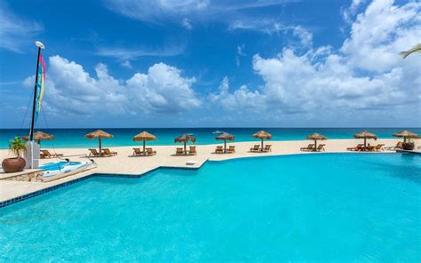 The 2018 World's Best Resort Hotels In The Caribbean