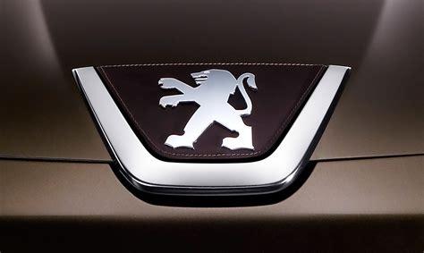 peugeot car badge peugeot logo peugeot car symbol meaning and history car