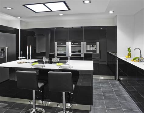 Virtuve Black Luxe - Virtuves.lv