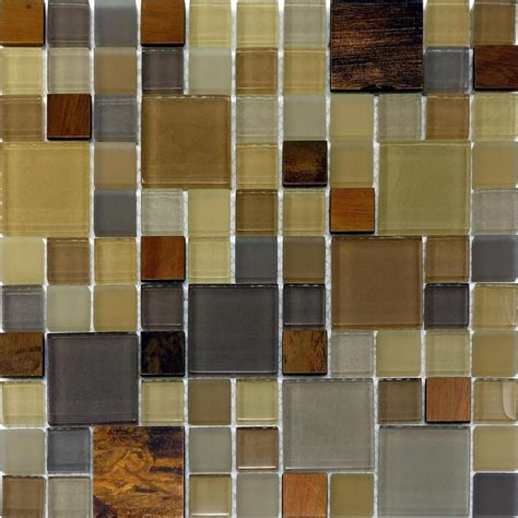 mosaic tile for kitchen backsplash sample copper insert pattern glass mosaic tile kitchen