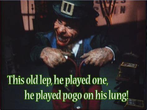 Leprechaun Meme - the 10 most wtf quot leprechaun quot quotes horror