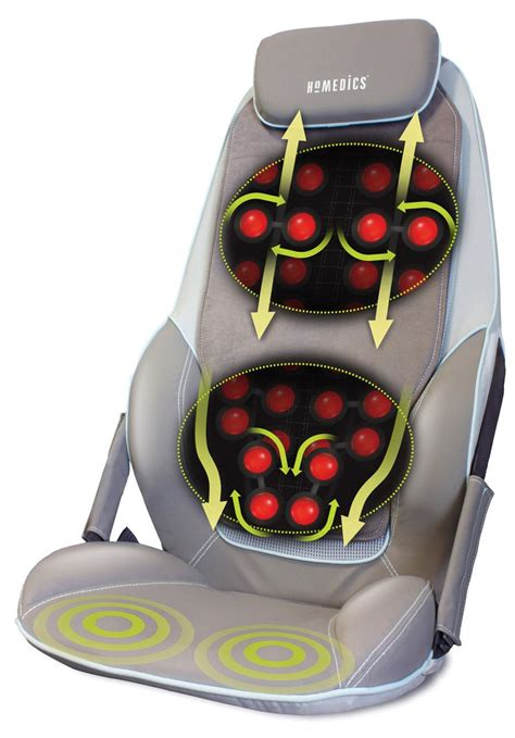 homedics cbs 1000 max shiatsu chair back and
